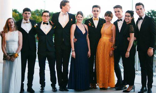 Vatel Bordeaux students - Gala 2017