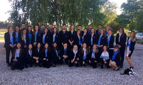 Vatel Bordeaux - Graduation ceremony 2017