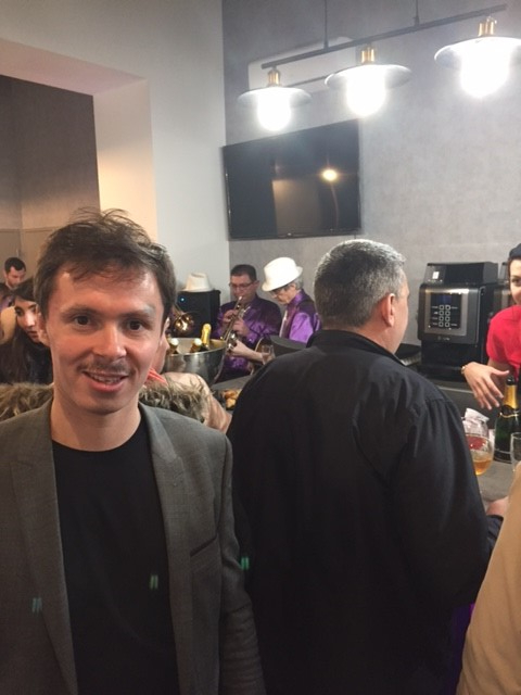 Matthias Cadet From Max Table Continues With The Opening Of A Second Connected Bistro In