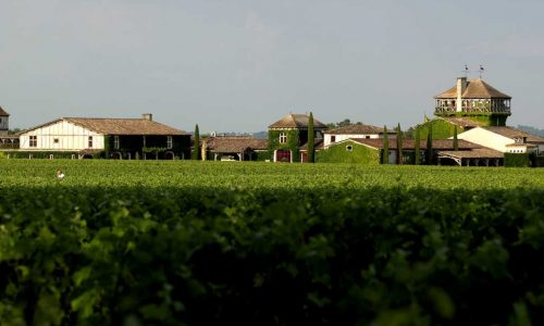 Winetour in Caudalie Sources 5* Palace