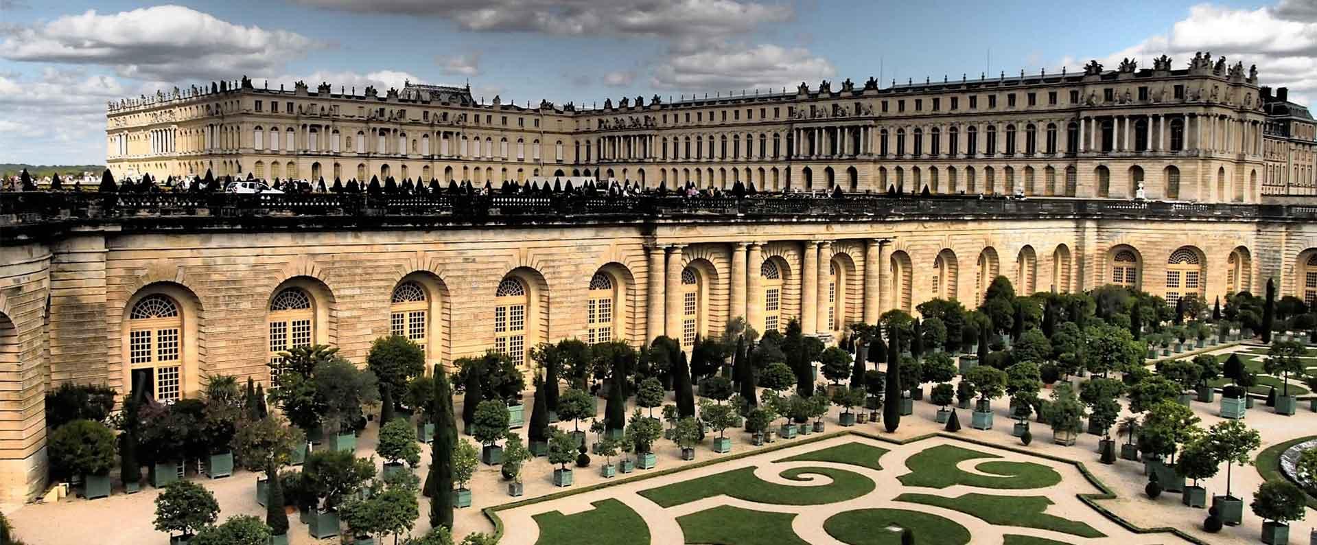 château de versailles - paris