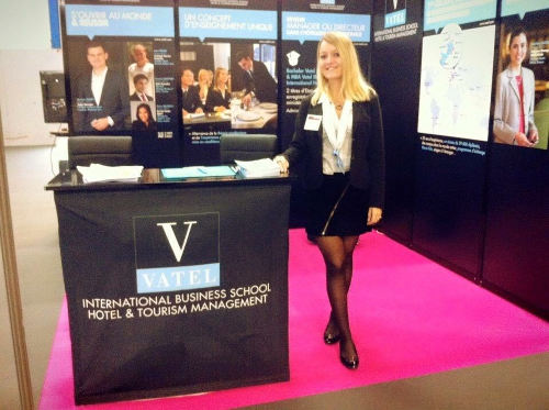 From the vatel bordeaux 39 bachelor to the beverly hills for Salon emploi bordeaux