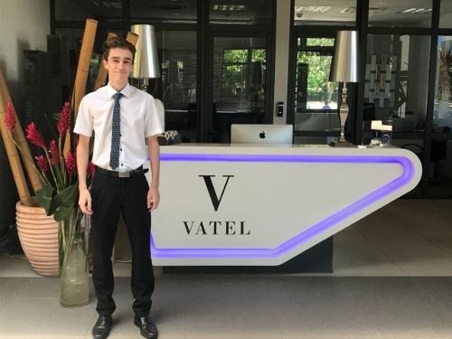 william leboeufd at Vatel Mauritius