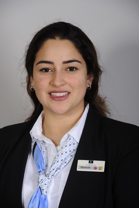 Marielle Macias Cervello born in Oaxaca